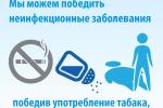 Подробнее: Инфографика Всемирной организации здравоохранения «Меньше соли — больше здоровья», «Контроль...